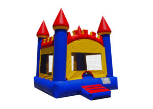 Arched-Castle Bounce house 15x15