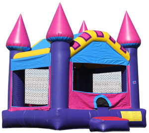 DREAM CASTLE BOUNCE HOUSE 15X15