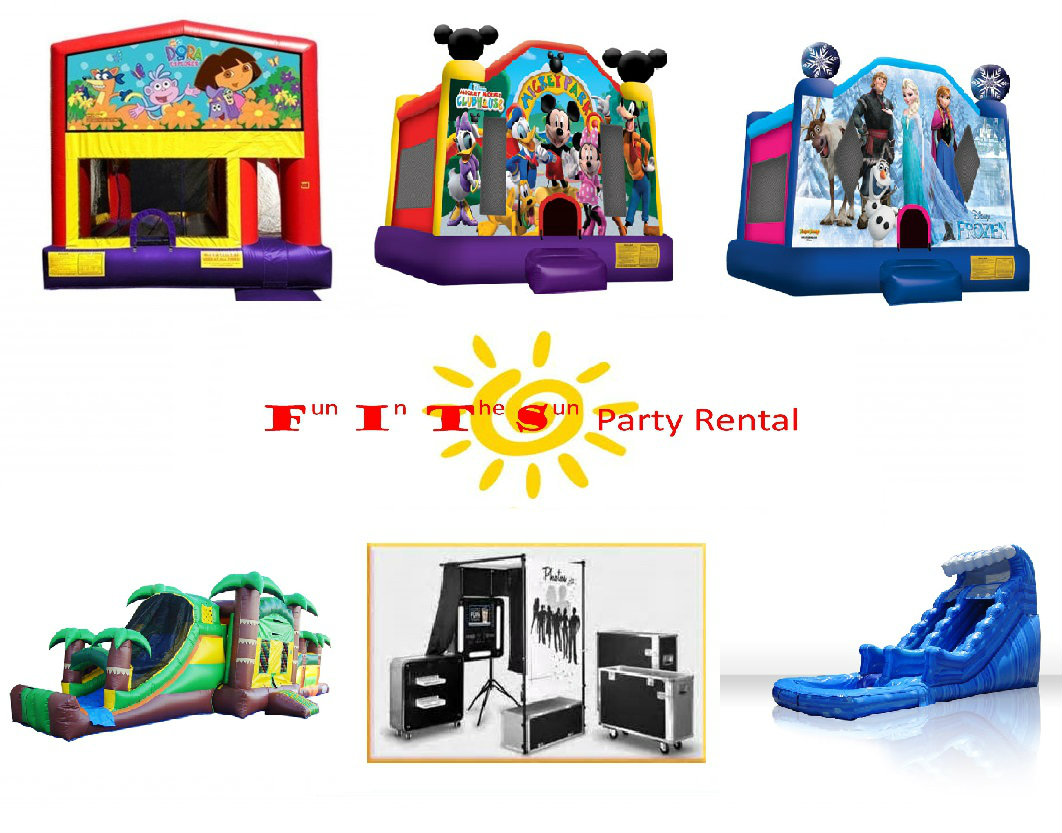 bounce house rental broward