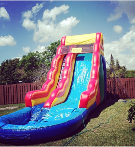 18ft WATERSLIDE (13X25)