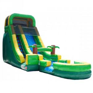 20ft Tropical Screamer waterslide (18x32)